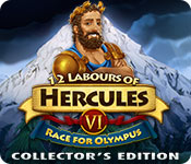 12 Labours of Hercules VI: Race for Olympus Collector's Edition