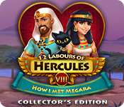 12 Labours of Hercules VIII: How I Met Megara Collector's Edition