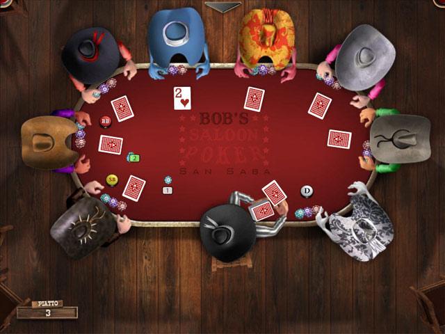 Poker robot download italiano